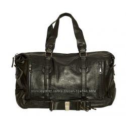 Дорожная сумка - ручная кладь, кожзам  835