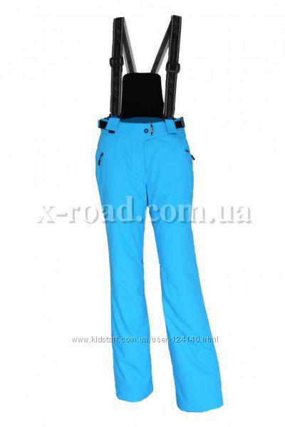 Горнолыжные брюки женские WHS  5332926 blue