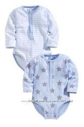 Распродажа Новые Бодики H&M Next F&F на малышей