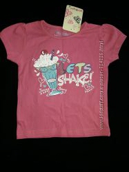 футболка Girl2Girl для девочки