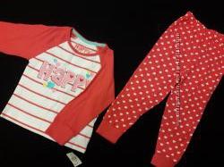 пижамки Primark для девочек и мальчиков