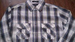 Рубашка Beverly Hills Polo Club - размер L, M - новая из США - молодежная