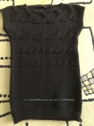 Жилетка -туника Sisley для девочки, школьная коллекция