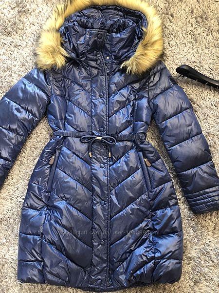 Пальто зимнее Monnalisa