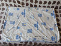 Детское шерстяное одеяло в кроватку