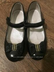 Кожаные туфельки ТМ Ірбіс р. 34