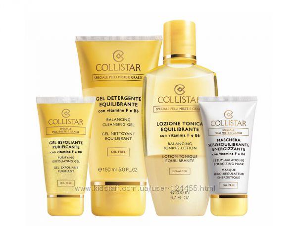 Collistar итальянские средства для ухода за лицом, телом, волосами и макияж