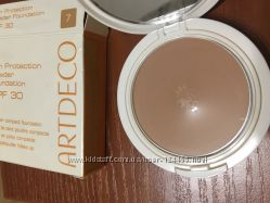 Artdeco Пудра для лица sun protection powder foundation SPF30  07