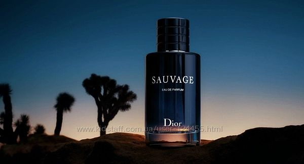 Распив Christian Dior Sauvage EDP, Miss Dior EDP