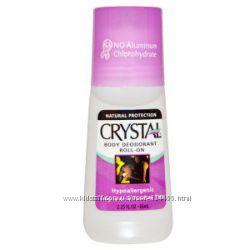 Crystal - органический антибактериальный дезодорант