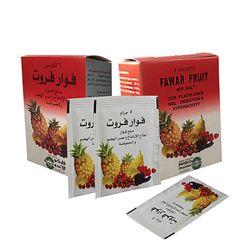 Египет. Фруктовая соль Fawar fruit для снятия недомоганий ЖКТ.