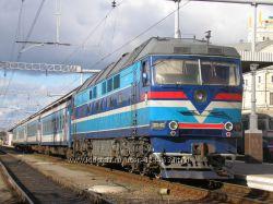 ЖД билеты на украинские поезда.