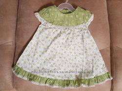 Разные платья малышкам