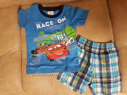 Летние костюмы мальчишкам с шортамми и брюками