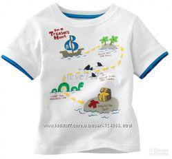 Большой выбор футболок мальчикам