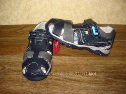 босоножки , сандали на мальчика тм, Y. TOP в нал, 32-37  супинатор