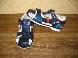 новые босоножки сандалии мальчик в налич ТМ С. Луч 26-31 р