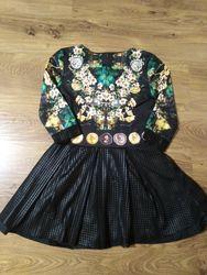 Красивое, нарядное платье производства Турции