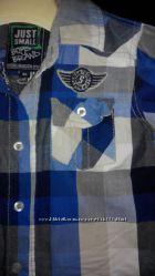 Модная рубашечка на мальчика 1- 1, 5 года