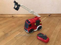 Игрушка радиоуправляемая Пожарная машина Silverlit
