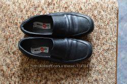 Туфли кожаные Walkid, размер 32 на узкую ногу
