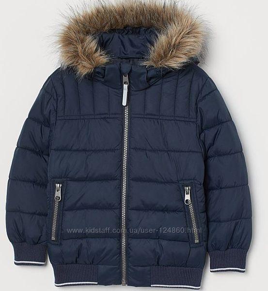 Демисезонная куртка H&M размер 7-8Y рост 128