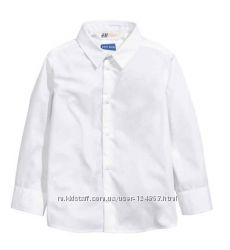 Рубашка HM белая