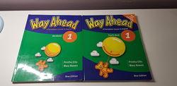 Way Ahead  части 1,2,3,4  English