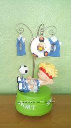 Подставка для фото футболист