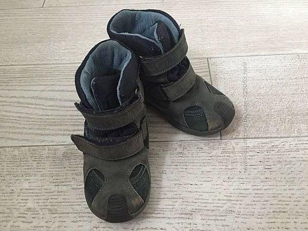 Отдам зимние ботинки Бартек