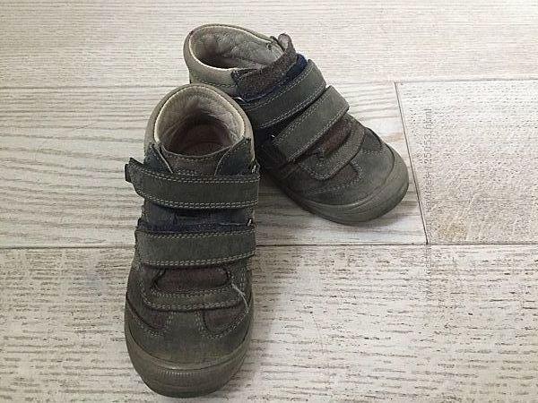 Осенние ботинки Бартек