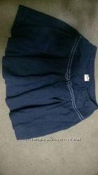 Продам школьную  юбочку  с шортами, Gymboree