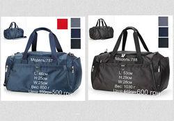 Спортивно-дорожные сумки Dolly787,788,789,790,791,792,793,794,795,796,797,7