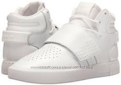 Кожаные кроссовки Adidas Tubular Invader Strap оригинал 38 р