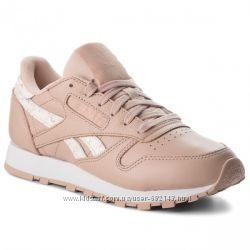 Кожаные кроссовки Reebok Classic Leather оригинал 3 цвета в наличии