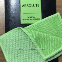 Салфетка для мытья посуды  AQUAmagic Greenway