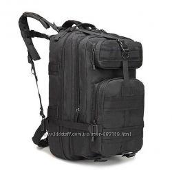 Тактический, городской, штурмовой, военный рюкзак For-Tactic на 45л