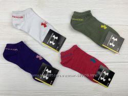 Набор женских носков 12 пар носки, шкарпетки в стиле Under Armour