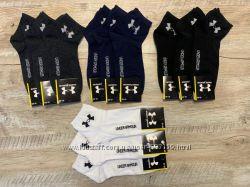 Набор носков 12 пар носки, шкарпетки в стиле Under Armour