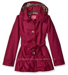 оригинал Америка деми куртка пальто Pink platinum 4Т в наличии
