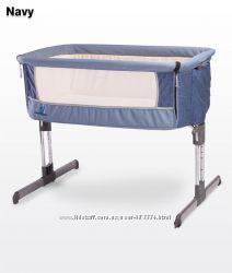 Детская кроватка Caretero Sleep2gether