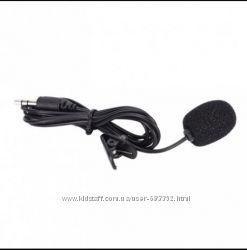петличный микрофон петля 3. 5 мм