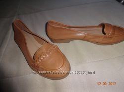 Новые женские кожаные туфли Нью Лук