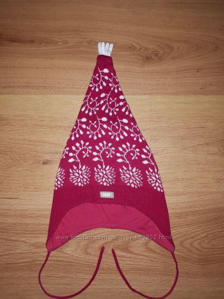 Демисезонная шапка Lenne размер 48