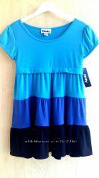 Платье детское летнее на девочку 8-10 лет рост 128-140 см бренд Philly США