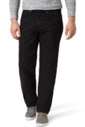 Джинсы мужские Wrangler США штаны черные W40 L30 relaxed fit свободные