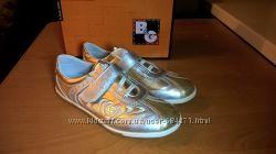 р. 34-38 Кожаные кроссовки B&G Little Deer
