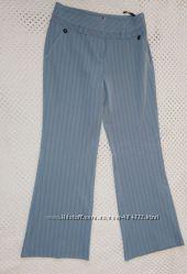 Стильные серые брюки