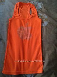 Мой пролет Оранжевая майка на 44-48 размер
