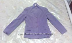 Фирменный Стильный деловой костю Li MEND юбка с жилетом Размер 38